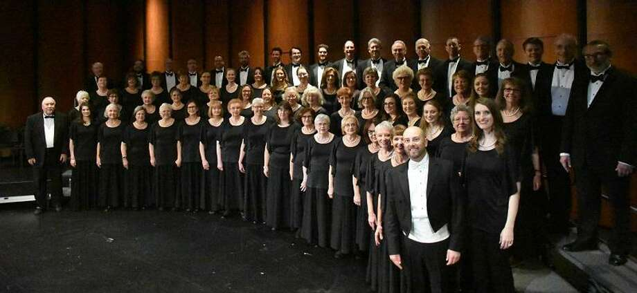 The 90-voice GMChorale will present the Middletown premiere of New Every Morning, a multi-movement newly-commissioned choral work by the highly-regarded Connecticut composer Peter Niedmann. Photo: Contributed Photo