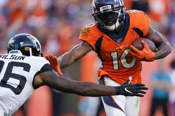 49ers trade for Pro Bowl wide receiver Emmanuel Sanders