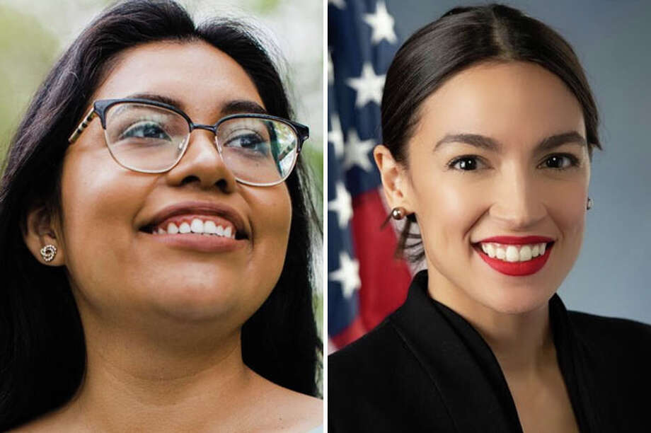 Fresh off announcing a slate of endorsements from various District 28 officials and Democratic presidential candidate Elizabeth Warren, Jessica Cisneros has announced another high-level endorsement from New York representative Alexandria Ocasio-Cortez. Photo: Courtesy