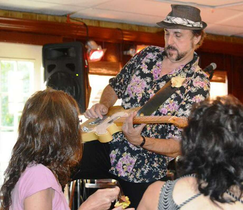 Ted D's Homecoming with his band, Coyote Motel, will be hosted by The Tipping Chair Tavern on Sunday ,Oct. 27. Photo: Domenic Forcella /Contributed Photo