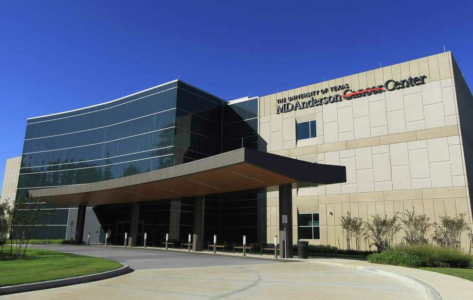 MD Anderson Cancer Center's new outpatient clinic is seen, Tuesday, Oct. 22, 2019, in The Woodlands. The new, 210,000 square-foot facility has the capacity for approximately 500 patients and provides several services, such as medical and surgical oncology, chemotherapy, physical therapy and wellness resources. Photo: Jason Fochtman, Houston Chronicle / Staff Photographer / Houston Chronicle