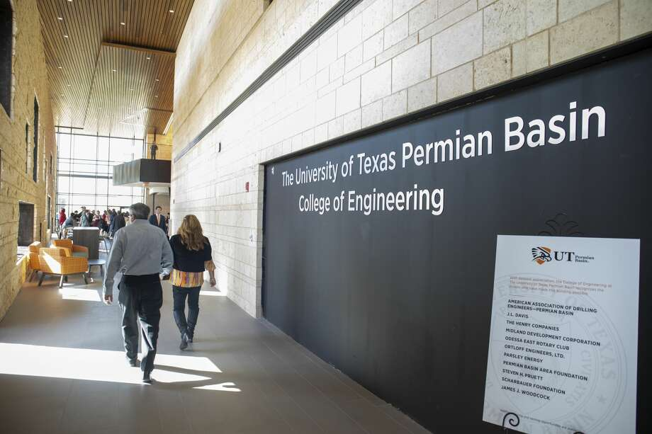 UTPB will begin offering this fall a degree in Energy Land Management through its Bachelor of Business Administration program. Photo: Jacy Lewis/Reporter-Telegram