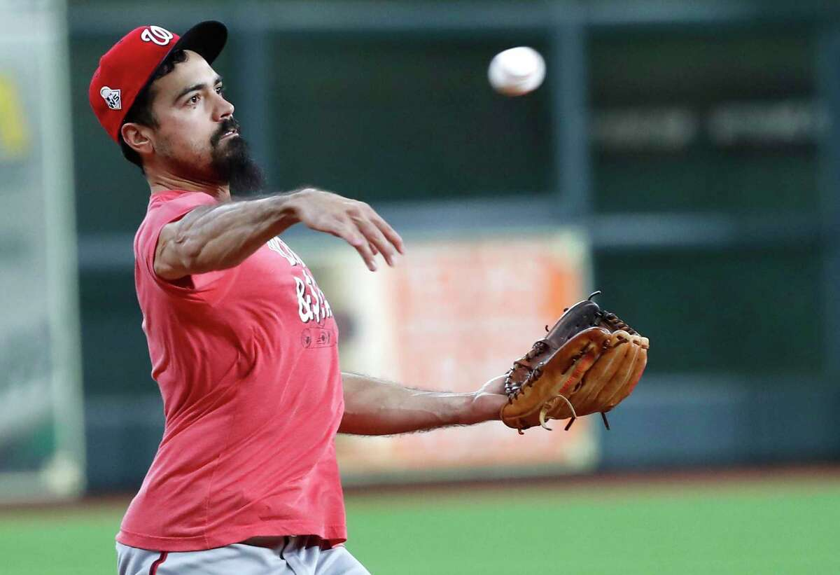 PHOTOS:How this Astros powerhouse was built - 2019 Nationals third baseman Anthony Rendon worked early in his baseball career with Willie Ansley, a former Astros prospect turned coach. >>>Browse through the photos for a look at how owner Jim Crane and general manager Jeff Luhnow built the Astros into the team with the best record in baseball ...