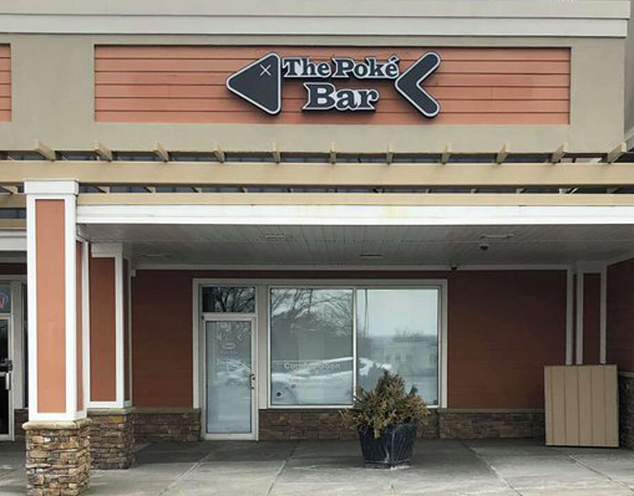 The Poke Bar's second location opened in October 2019 in the Kimberly Square shopping plaza in Colonie, N.Y. Photo: Photo Via Facebook