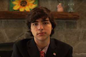 Colin Bella, an 18-year-old senior at Fairfield Prep, is entering the race for Norwalk mayor as a write-in candidate