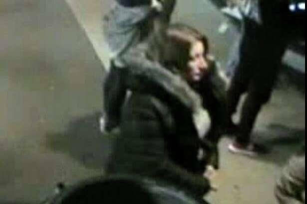 Branford police are looking to identify two women believed to be involved in the theft of two puppies Friday.