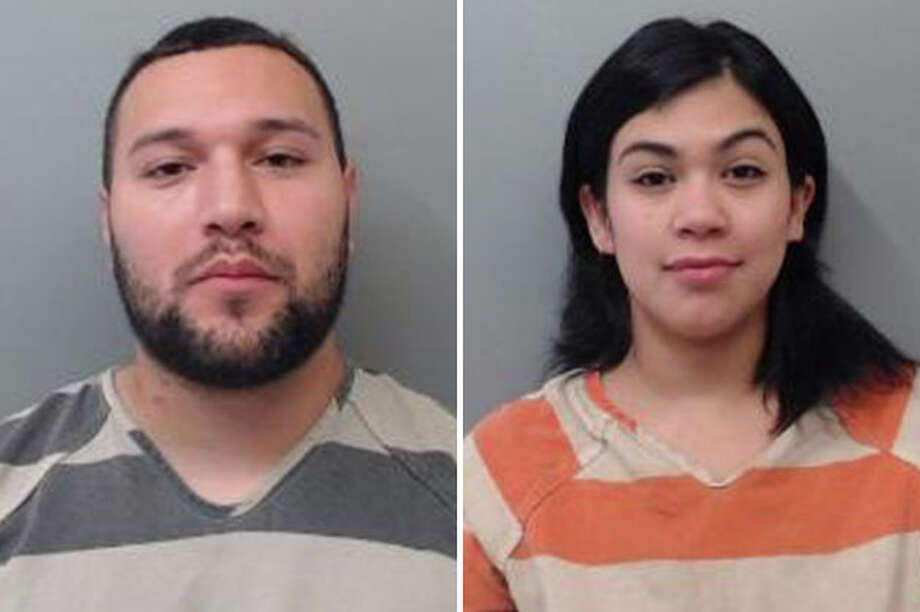 A couple landed behind bars for allegedly assaulting two women at Urban Air Trampoline and Adventure Park on 6310 McPherson Road. Photo: Courtesy