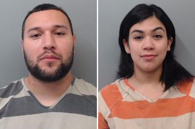 Couple allegedly assaulted women at Laredo trampoline park
