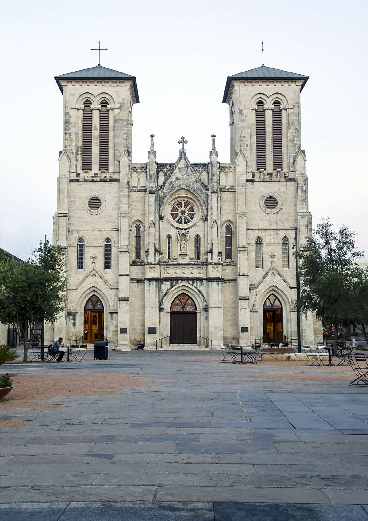 The San Fernando Cathedral: Built in 1750, the San Fernando Cathedral is the oldest church in Texas with a rich history. Visitors have reported seeing shadowy figures and bright orbs appearing in photographs. Some have even said they saw a man dressed in monk-like robes near the back of the cathedral, and a white stallion galloping across the front.
