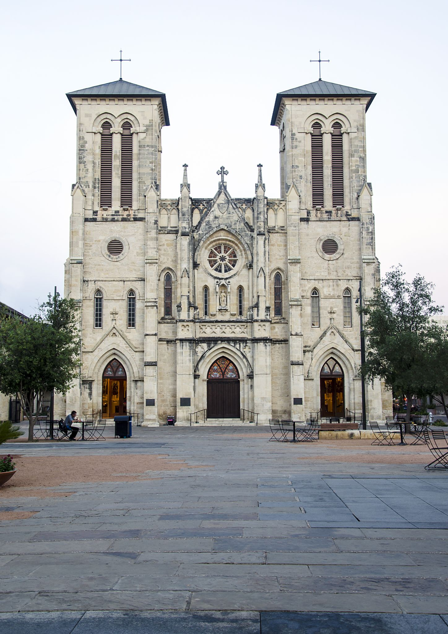 San Antonio's San Fernando Cathedral listed as one of America's most haunted spots