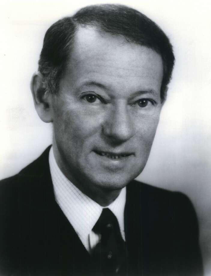 Al Burton. Photo: CBS (Columbia Broadcasting Syste