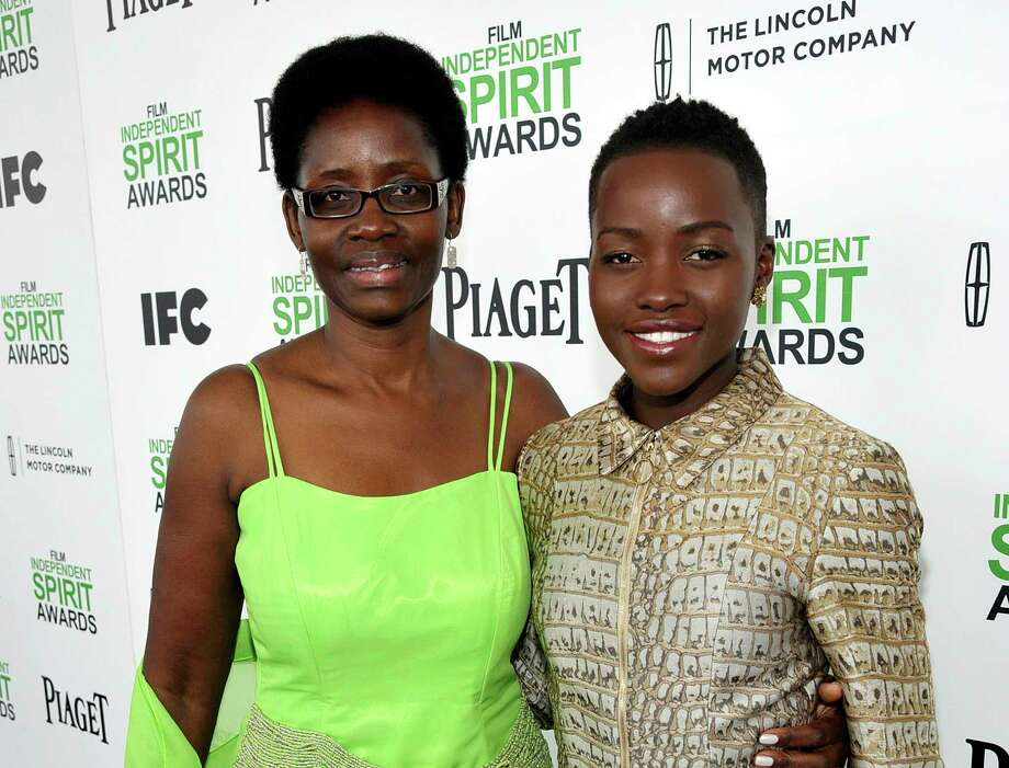 FILE - This March 1, 2014, file photo shows Dorothy Nyong'o, left, with her daughter actress Lupita Nyong'o, at the 2014 Film Independent Spirit Awards in Santa Monica, Calif. (Photo by Jordan Strauss/Invision/AP, File) Photo: Jordan Strauss / Invision
