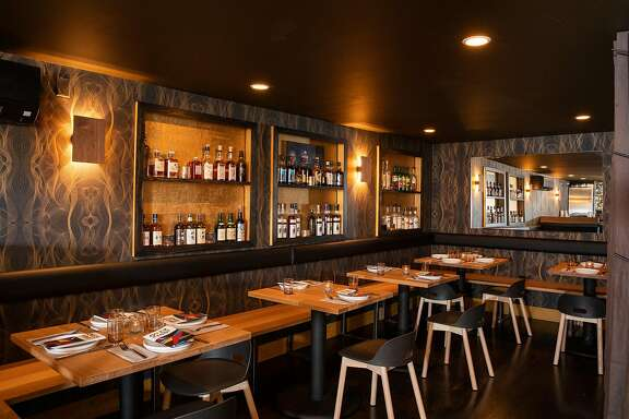 Over Proof is a new high-end bar within the Mission District cocktail spot ABV.