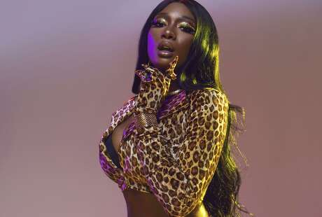 """""""Hot Girl Summer"""" rapper Megan Thee Stallion is one of the rising stars playing the Mala Luna Music Festival."""