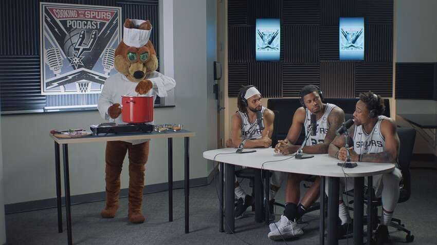 Wednesday marks the start of the 2019-2020 Spurs season and the 15th year of H-E-B commercials starring current and retired players.The two commercials airing with the season opener are