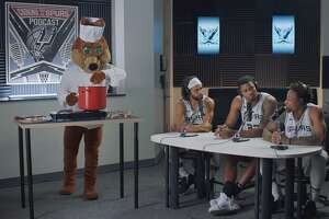 """Wednesday marks the start of the 2019-2020 Spurs season and the 15th year of H-E-B commercials starring current and retired players.The two commercials airing with the season opener are """"Cooking with the Spurs Podcast"""" and """"Seafood Pirates."""""""