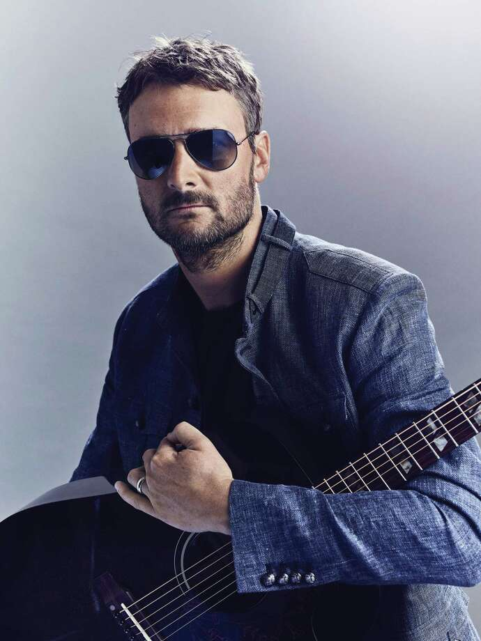 Eric Church will perform at the XL Center in Hartford Nov. 2. Photo: Joe Pugliese / Contributed Photo / JOE PUGLIESE
