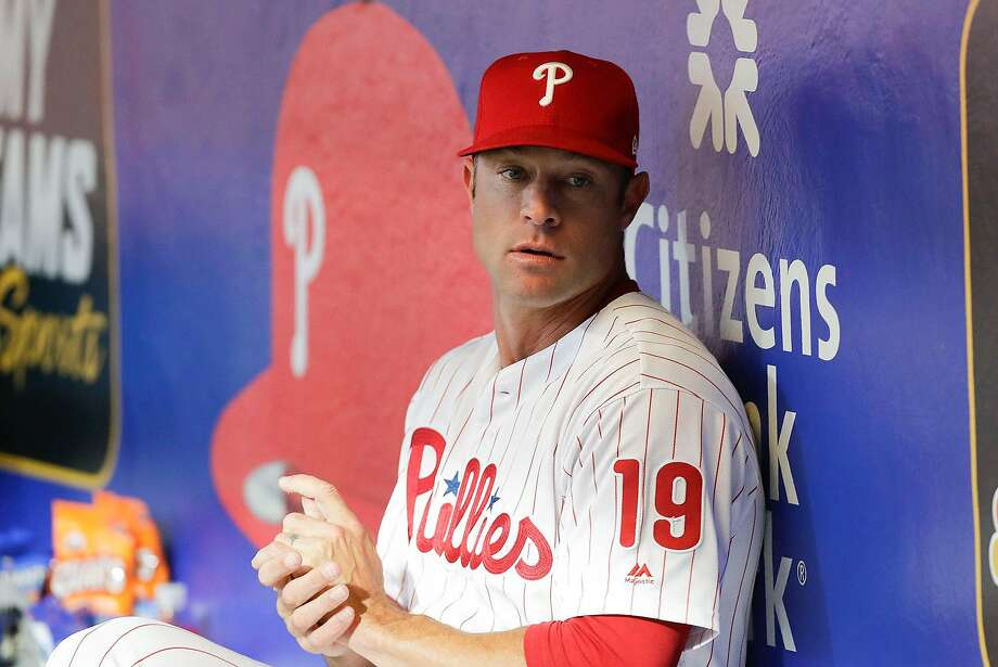 Philadelphia Phillies manager Gabe Kapler before the Phillies played the Miami Marlins on Sept. 27, 2019. (Yong Kim/The Philadelphia Inquirer/TNS) Photo: Yong Kim / Philadelphia Inquirer