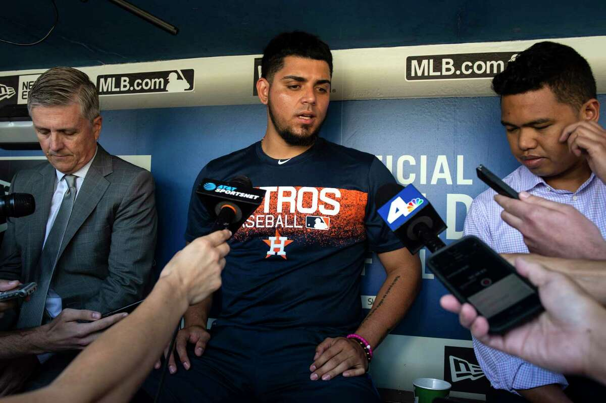 From the beginning, the Astros have faced controversy for how they handled the trade for Roberto Osuna.