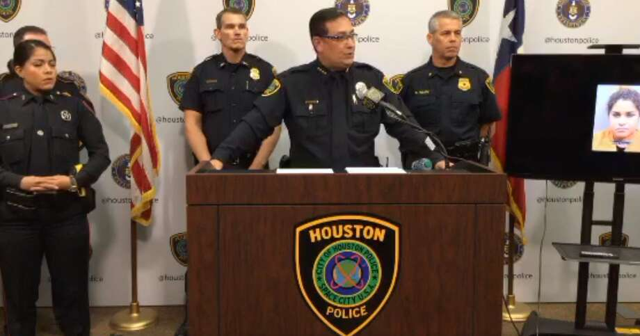 A multi-agency initiative netted 159 parole violators over a three-week period from Sept. 16 to Oct. 6, Houston Police Chief Art Acevedo announced Tuesday. Photo: Houston Police Department