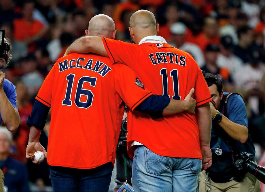 PHOTOS: More from the World Series Game 1 pregame ceremonies