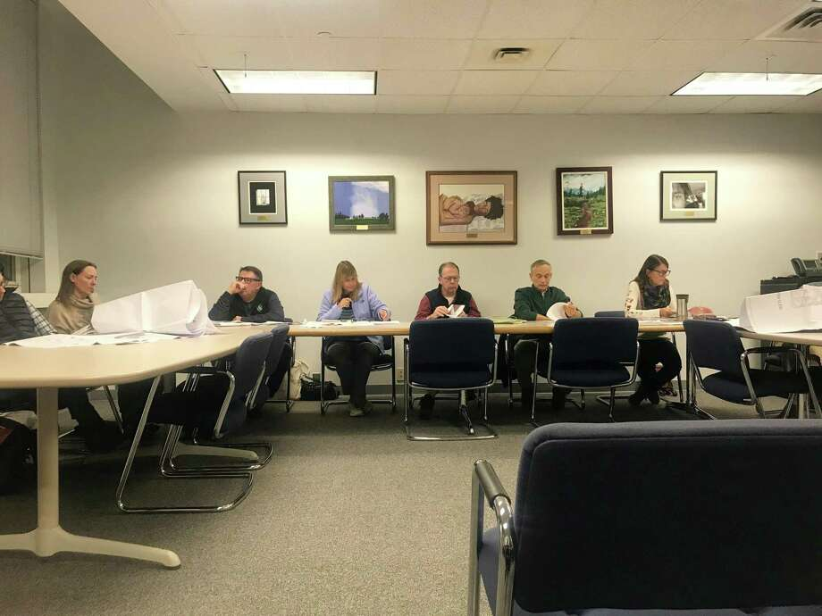 Norwalk's Conservation Commission met to hear a new application presented by Summit Saugatuck LLC on Tuesday. Taken Oct. 22, 2019 in Norwalk, Conn. Photo: DJ Simmons/Hearst Connecticut Media