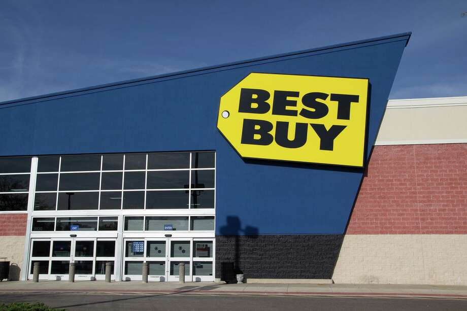 Best Buy will offer one-day delivery on thousands of items. (Dreamstime/TNS) Photo: Rob Wilson/Dreamstime / Rob Wilson/Dreamstime / TNS / Minneapolis Star Tribune