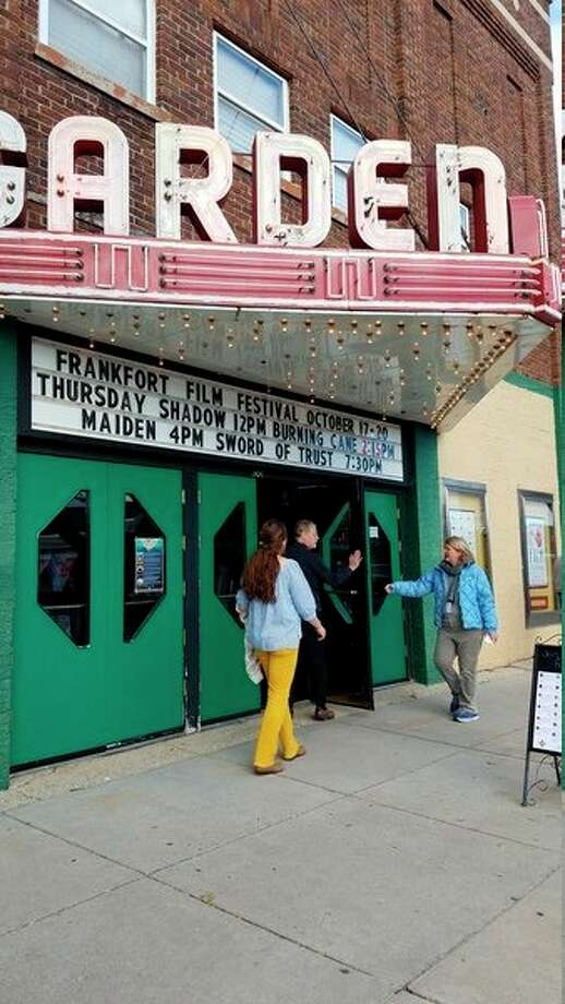 The Frankfort Film Festival brought visitors to Frankfort from across the country to watch 16 award-winning films from all over the world (Photo/Colin Merry)