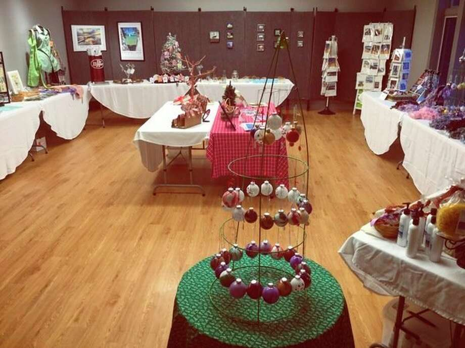 The Elizabeth Lane Oliver Center for the Arts will again be hosting the Holiday Store, which will feature a variety of hand-made gifts from area artists. (Courtesy photo)