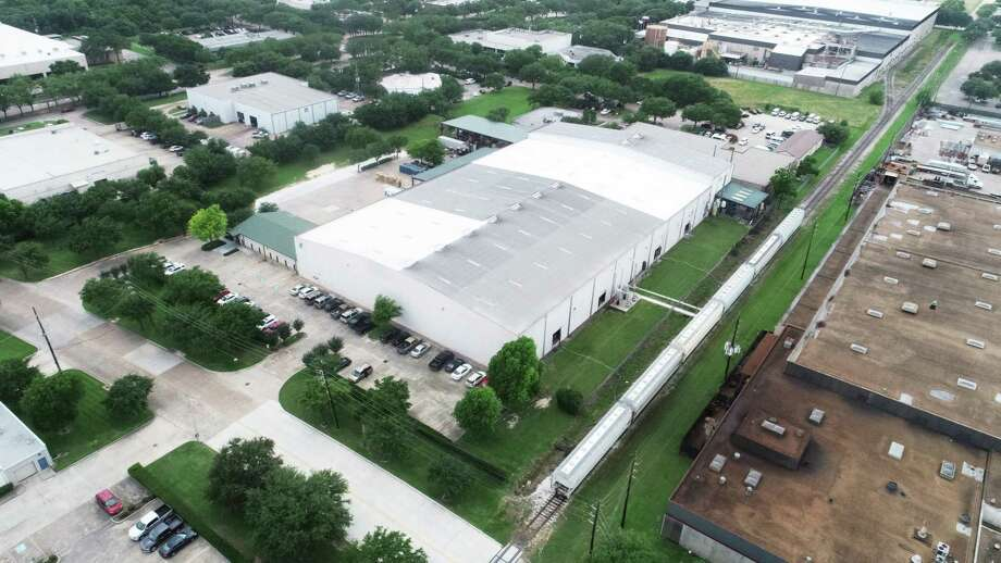 Continental Poly plans to expand its warehouse at its Sugar Land campus at 767 Industrial Blvd. The 18,000-square-foot  addition will bring Continental Poly's Sugar Land campus to 90,000 square feet of warehouse and production space. Construction is expected to be completed in mid-2020. Photo: Continental Poly