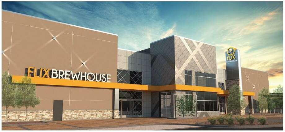 Flix Brewhouse is opening a theater and microbrewery on the far West Side. Photo: Courtesy Of Flix Brewhouse /