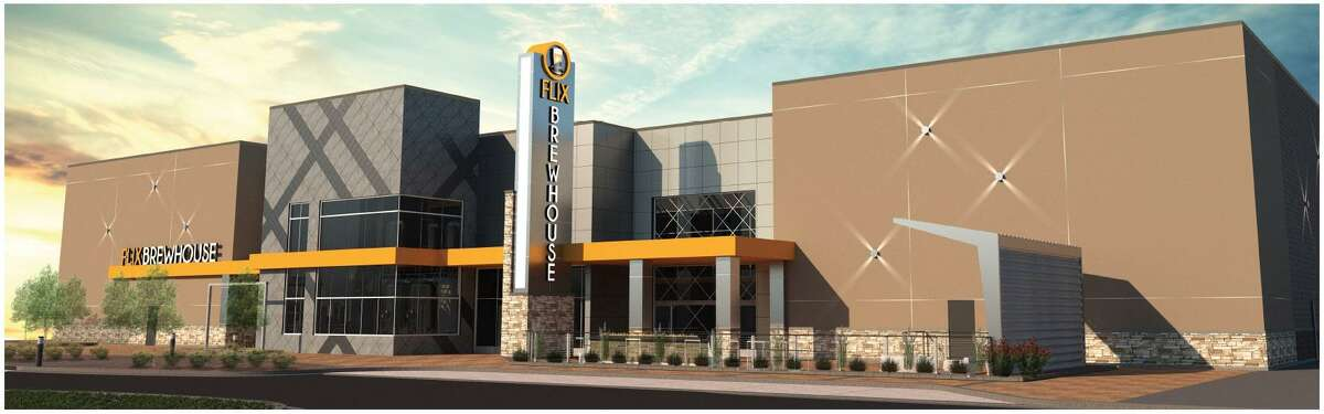 Flix Brewhouse is planning to open a theater and brewery on the far West Side in late winter.