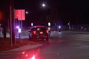 A 36-year-old man was stabbed early Wednesday morning on the city's West Side, authorities said.