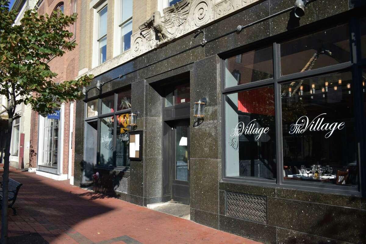 The newly rechristened Village restaurant, scheduled to open Wednesday, Oct. 23, 2019, on Washington Street in South Norwalk, Conn..