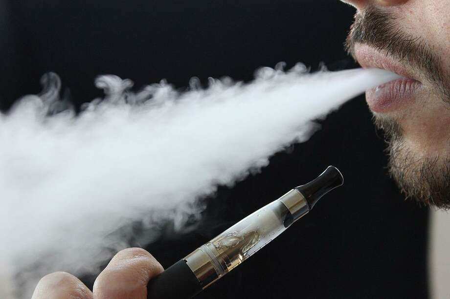 The Darien Health Department, along with the Stamford Health Department, is holding a vaping information session on Wednesday, Oct. 23 from 7 to 9 p.m. at the Darien Library. Photo: Lindsay Fox At EcigaretteReviewed.com.