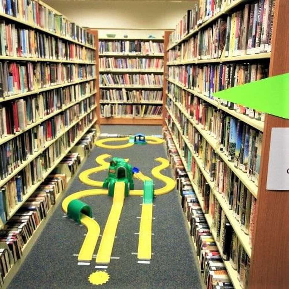 A mini-golf fundraiser will take place from noon to 4 p.m. Nov. 3, 2019 at the Edith Wheeler Memorial Library, 733 Monroe Turnpike, Monroe. Photo: Edith Wheeler Memorial Library / Contributed