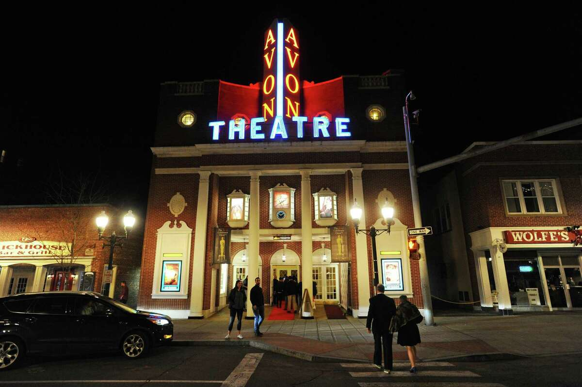 Avon Theater hosted its 10th annual Oscars party in Stamford, Conn. on Sunday, Feb. 26, 2017.