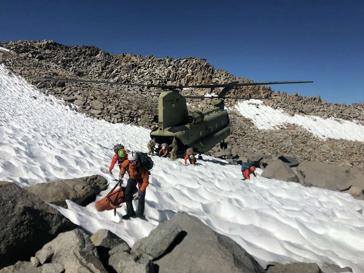 Neil Karpe, 23, of Berkeley died in a fall on Mount Sill in the eastern Sierra, the Inyo County Sheriff's Office said.
