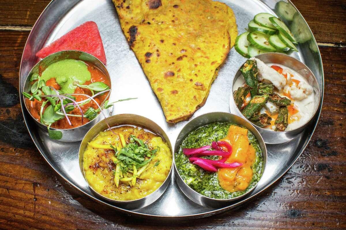 Category: Modern IndianRestaurant: PondicheriAddress: 2800 Kirby Drive b132, Houston