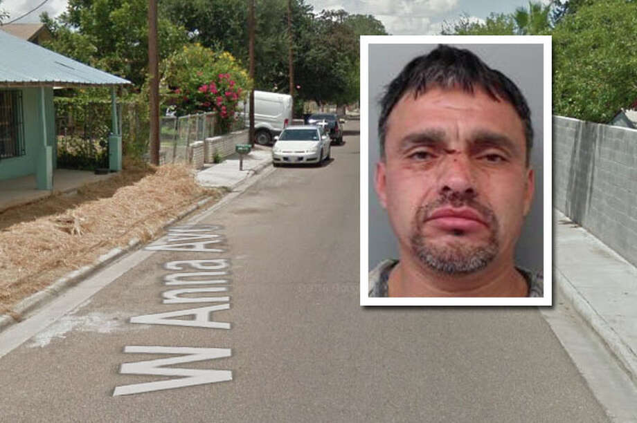 A man assaulted another male after they had a disagreement while drinking, according to Laredo police. Photo: Courtesy