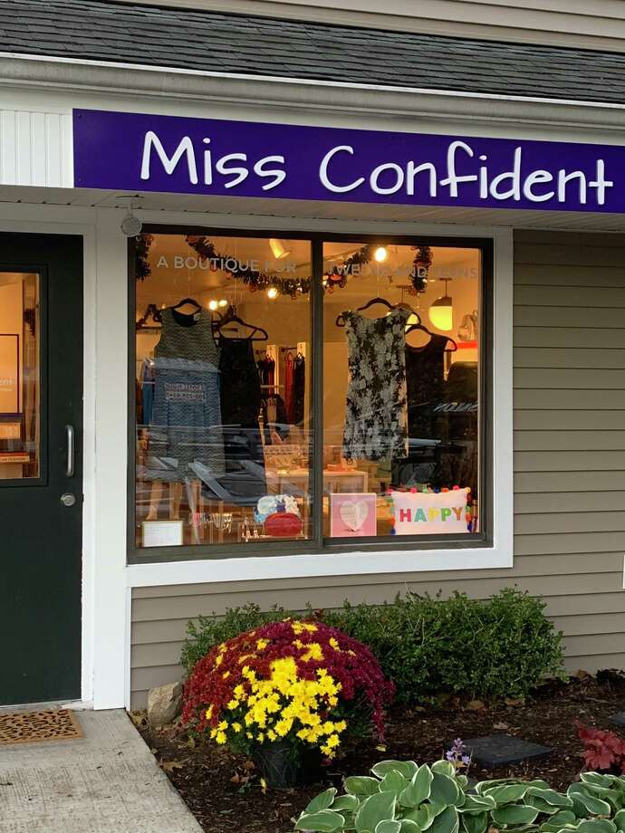 Miss Confident, a new boutique for tweens and teens, has opened in Ridgefield. Photo: Contributed Photo