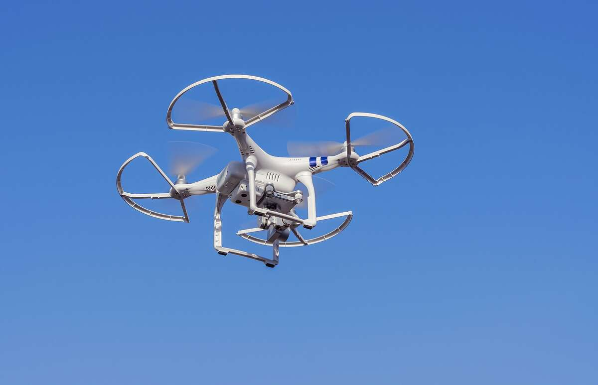 What if a delivery drone falls on your head? Thorny legal questions loom as services increase. (Dreamstime/TNS)