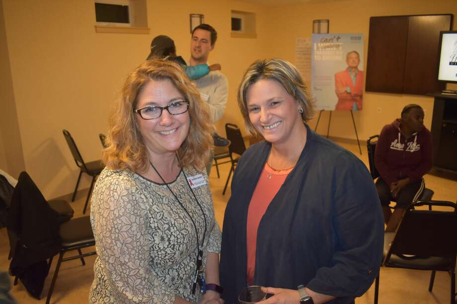 Were you Seen at the Whispering Angels of Saratoga Springs Room Naming Ceremony at the Albany Damien Center in Albany, N.Y., on Oct. 10, 2019? Photo: Albany Damien Center
