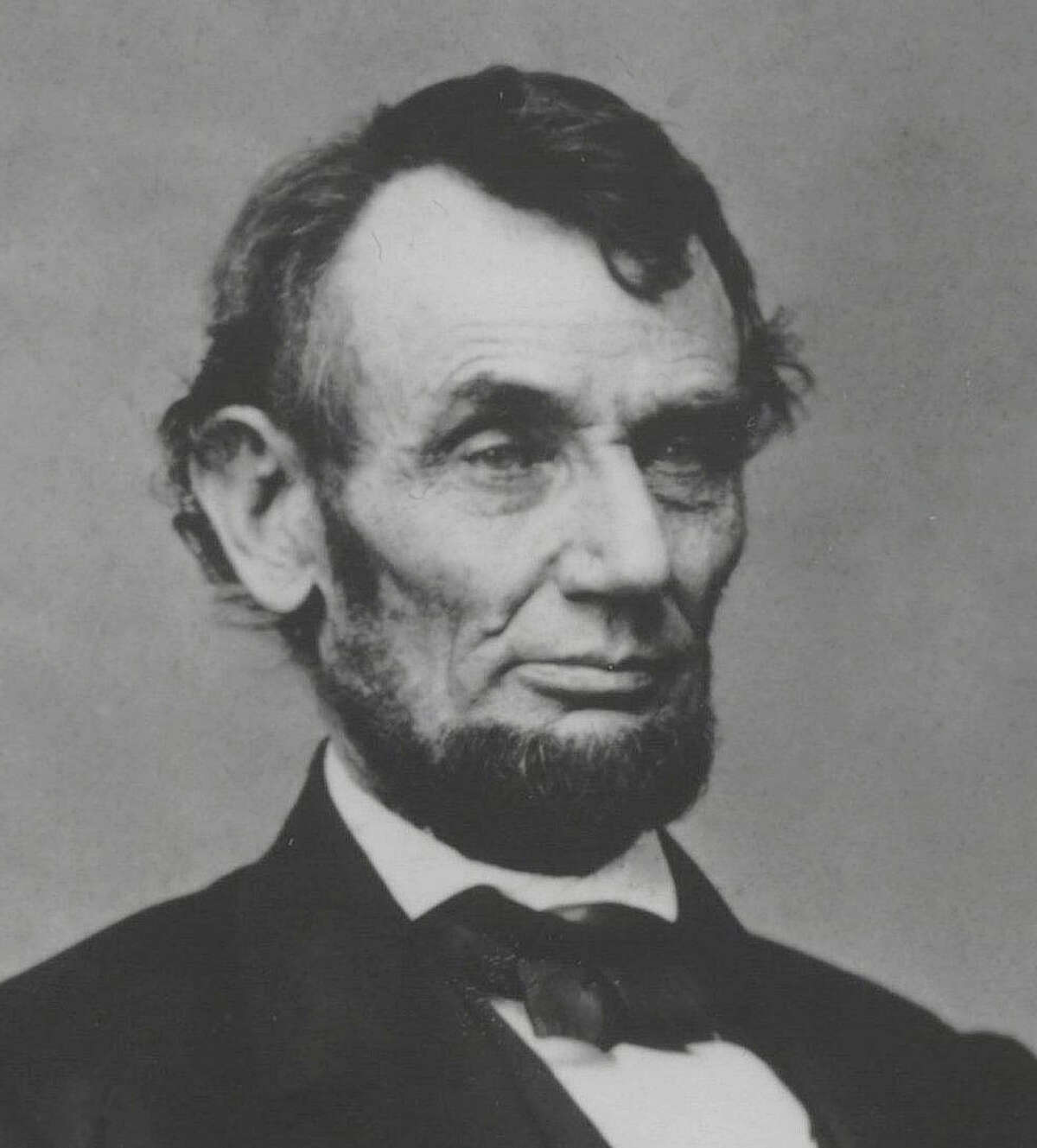 FILE. Letter writer looks to words of Lincoln for guidance today. (Times Union historic images)