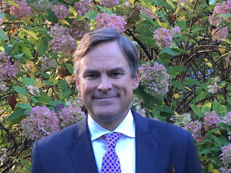 Carl Gardiner Photo: Contributed Photo / League Of Women Voters / New Canaan Advertiser Contributed
