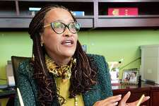Hartford, Connecticut - Monday, October 22, 2019: Tanya A. Hughes, Executive Director of the State of Connecticut Commission On Human Rights And Opportunities.
