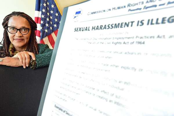 The Hartford At Work >> Harassed At Work For Women Across Ct Abuse Is Pervasive