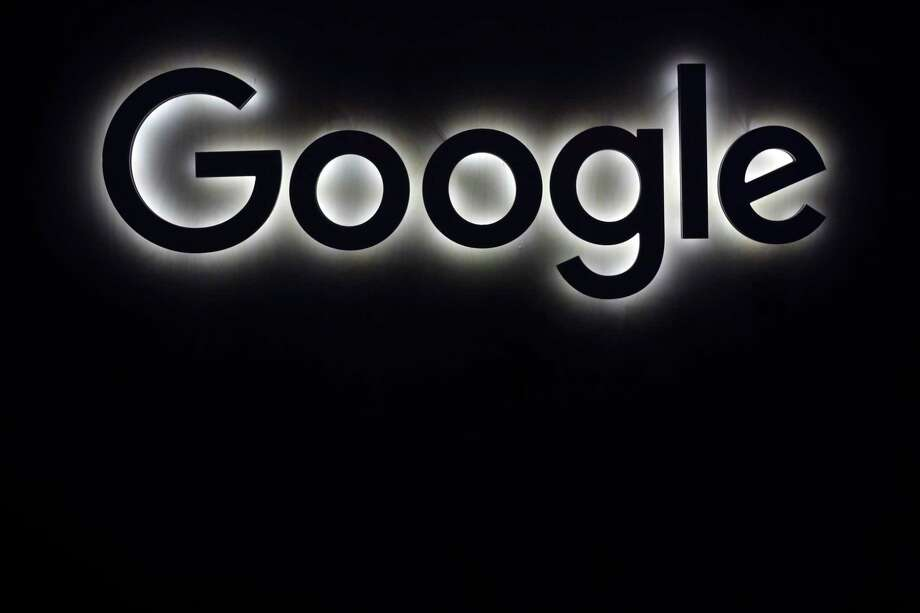 FILE - This Friday, June 16, 2017, file photo shows the Google logo at a gadgets show in Paris. Google said it has achieved a breakthrough in quantum computing research, saying its quantum processor has completed a calculation in just a few minutes that would take a traditional supercomputer thousands of years to finish. (AP Photo/Thibault Camus, File) Photo: Thibault Camus / Copyright 2017 The Associated Press. All rights reserved.