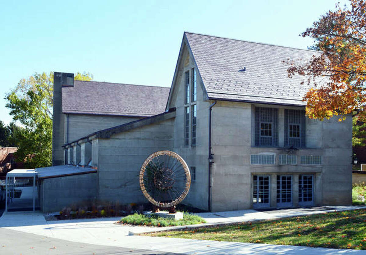 The reimagined McVay Center for the Performing Arts on the campus of Principia College has a full calendar of events, which are open to the public.