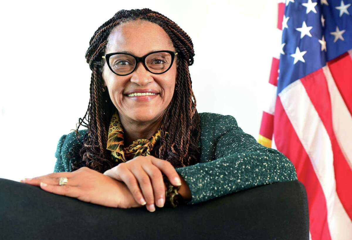 Tanya A. Hughes, Executive Director of the State of Connecticut Commission On Human Rights And Opportunities.